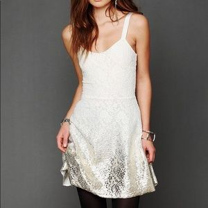 Free People Reflecting Moonlight Dress, never worn